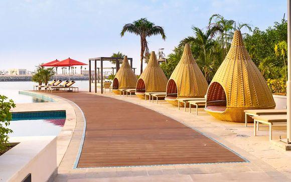 Il Grand Hyatt Abu Dhabi Hotel and Residences Emirates Pearl 5*