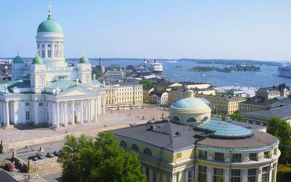 Alla scoperta di Helsinki e Levi