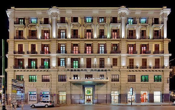UNAHOTELS Napoli 4*