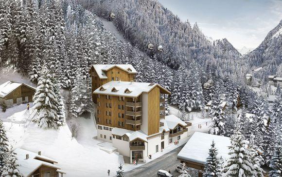 L'Hotel Club du Soleil Valfréjus