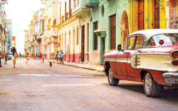Alla scoperta di L'Avana e Cayo Santa Maria