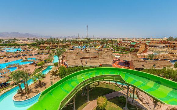 Aqua Blue Resort Sharm 4*