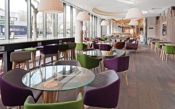 L'Hotel Hampton by Hilton London Waterloo