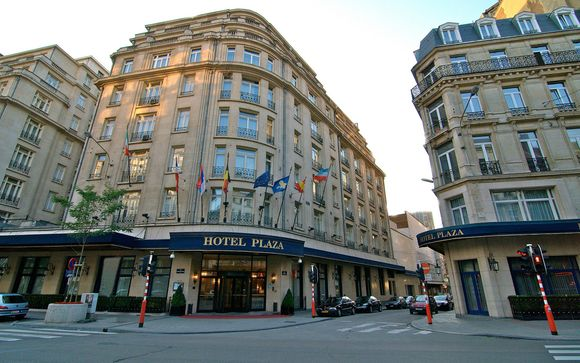 L'Hotel Le Plaza Brussels 5*