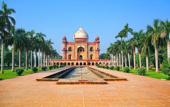 L'itinerario in India
