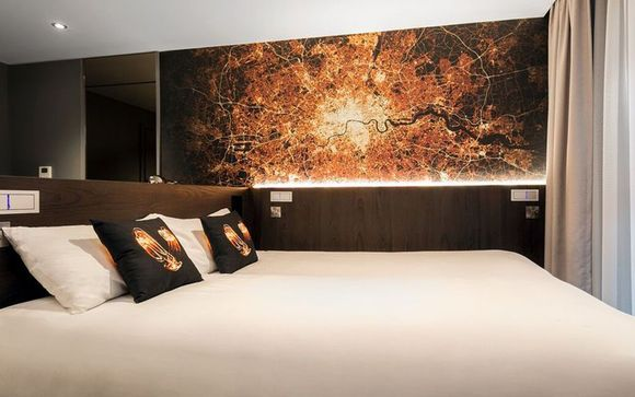 Heeton Concept Hotel-Luma Hammersmith 4*
