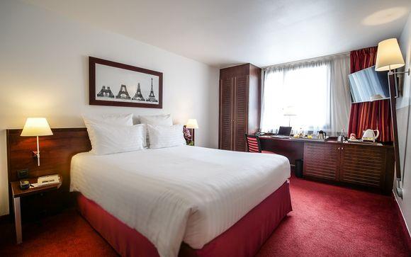 Hotel Concorde Montparnasse 4*