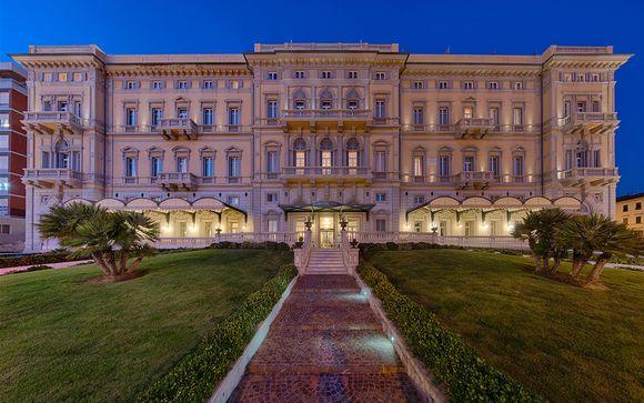 Il Grand Hotel Palazzo Livorno 5*