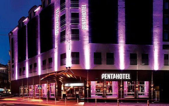 Il Pentahotel Vienna 4*