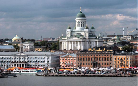 Alla scoperta di Helsinki e Tallinn