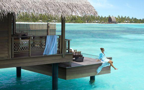 Shangri La Villingili Resort & Spa 5*