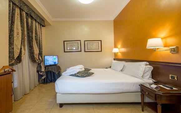 Best Western Plus Hotel Galles 4*