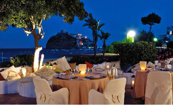 Grand Hotel Punta Molino Beach Resort & spa 5*
