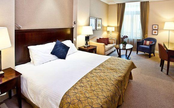 Il Corinthia Hotel Budapest 5*