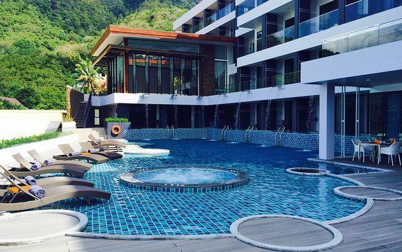 Phuket - The Yama Hotel Phuket 4*