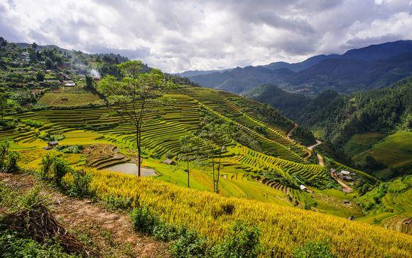 Estensione di 3 notti nella valle di Mai Chau