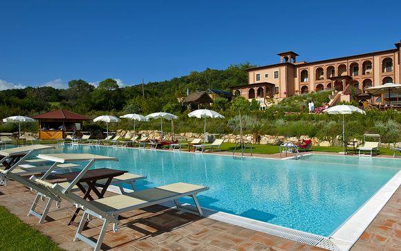 Il Saturnia Tuscany Hotel 4*