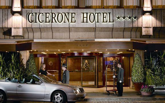 L'Hotel Cicerone 4*