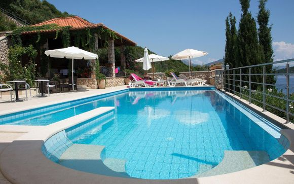 L'Hotel Bozica Dubrovnik Island 4*