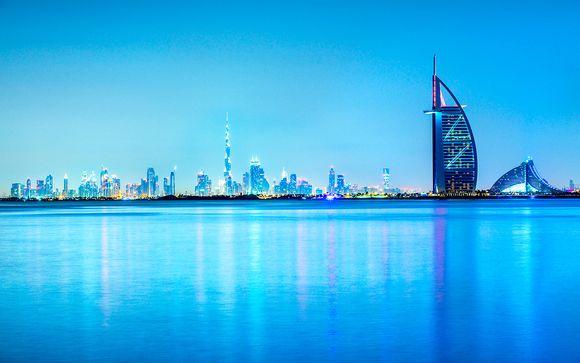 Alla scoperta degli Emirati Arabi
