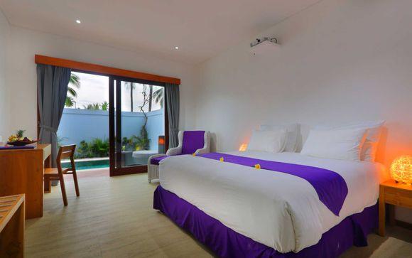 Gili Lombok - Anema Wellness & Resort Gili Lombok 5*