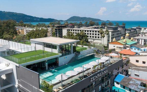 Phuket - Zenseana Resort and Spa 5*