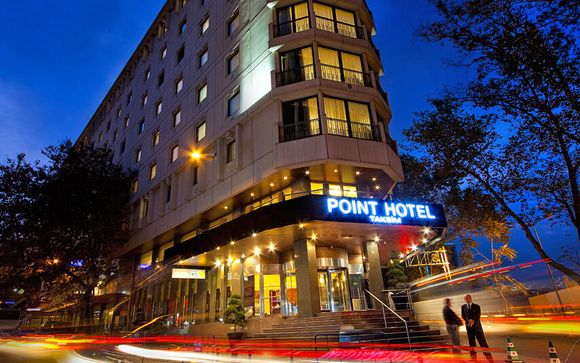 Point Hotel Taksim 5*