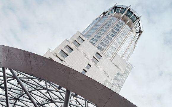 Lo Swissotel Krasnye Holmy Moscow 5*