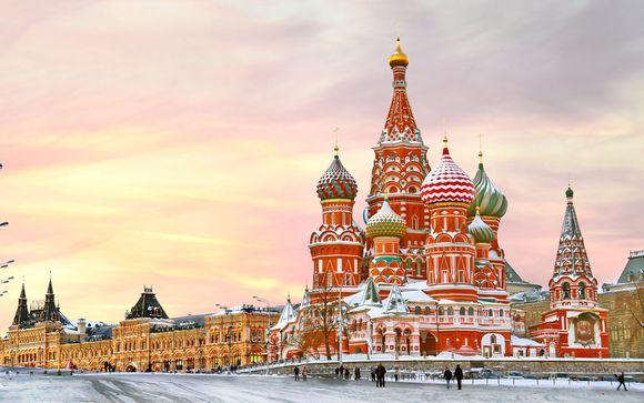 Alla scoperta di Mosca