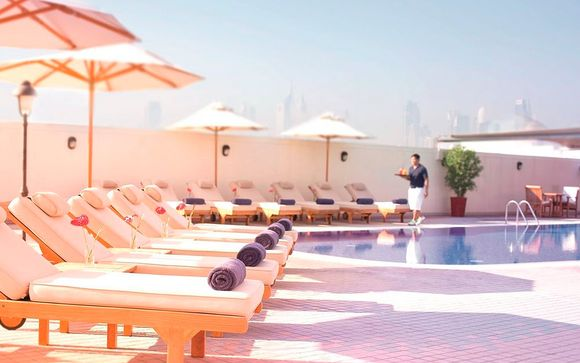 Movenpick Hotel & Apartments Bur Dubai 5*