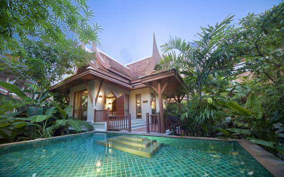 Koh Samui - Samui Buri Beach Resort 4*