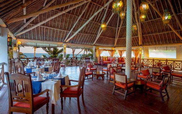 Diani Beach - Neptune Palm Beach Boutique Resort & Spa 4*