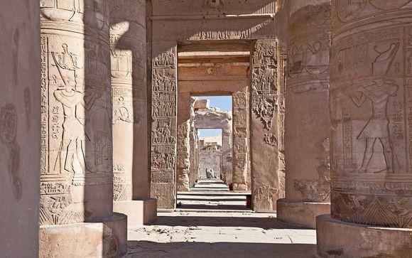 Crociera sul Nilo - L'itinerario