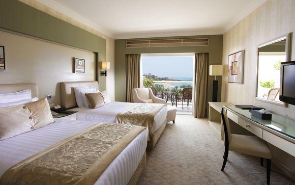 Hurghada - SUNRISE Romance Sahl Hasheesh Resort 5* (Adults Only)