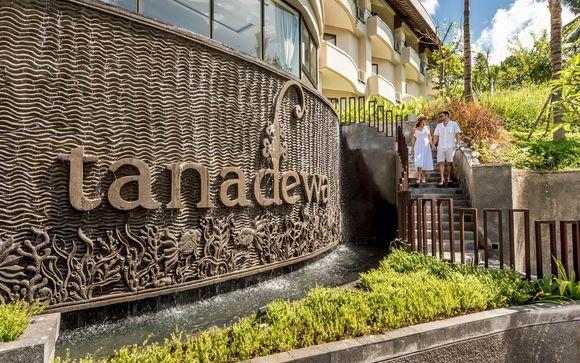 Nusa Dua - Tanadewa Villas & Spa 4*