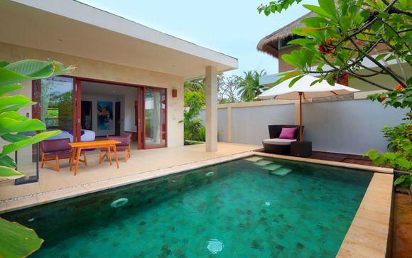 Anema Resort Gili Lombok 5*