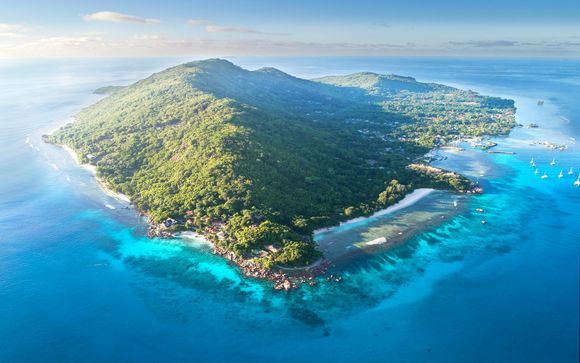 Seychelles - L'itinerario della crociera