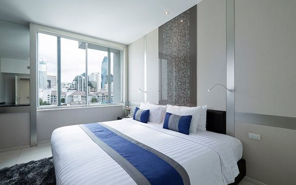 Bangkok - Mandarin Hotel By Centrepoint 4*