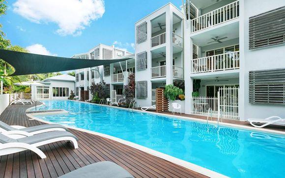 Il vostro hotel 4* a Port Douglas