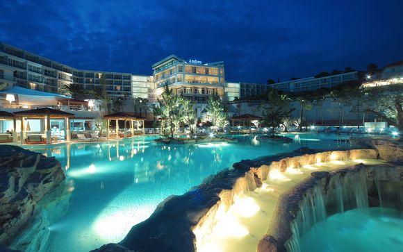 Hotel Amfora Hvar 4*