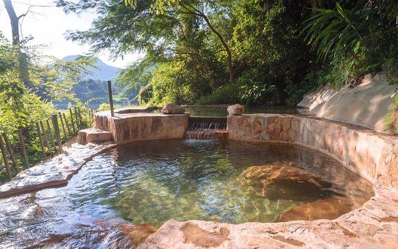 Kanchanaburi - Hintok River Camp