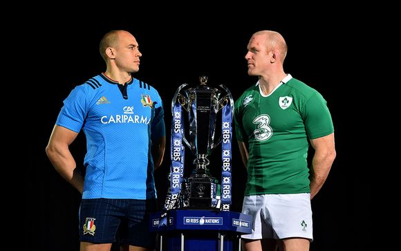 6 Nazioni Rugby: Irlanda - Italia + Hotel Ashling 4* o similare