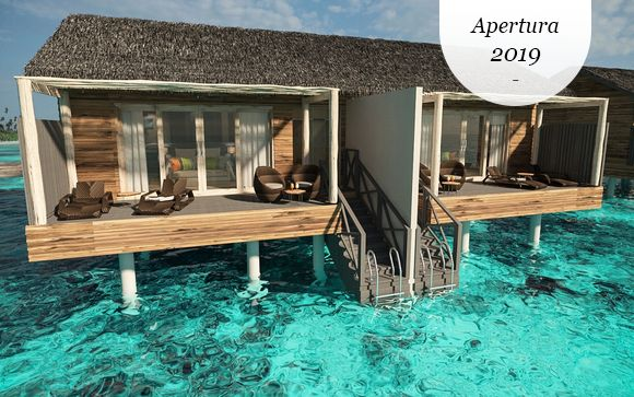 Nuovissimo resort 5* in ville esclusive - Partenze da agosto
