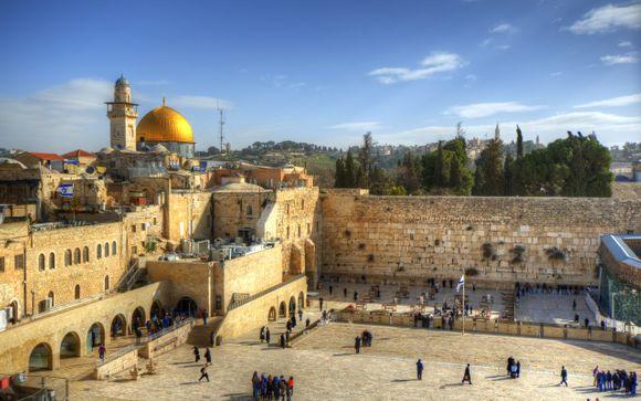 Suggestiva Israele in minitour 4*