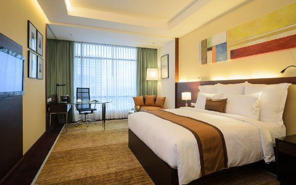 Hotel Aetas Lumpini 5*