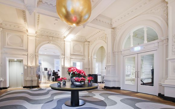 Hotel Pestana Amsterdam Riverside 5*