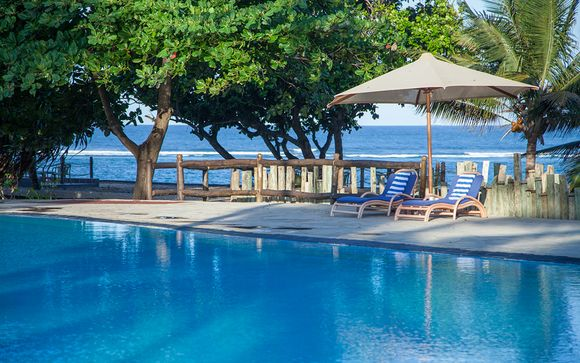 Hotel Amani Tiwi Beach Resort 5*