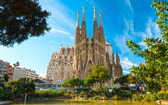 Stile moderno 4* a due passi dalla Sagrada Familia