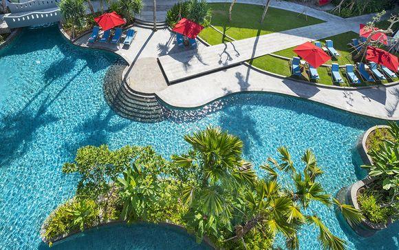 Jimbaran - Le Meridien Bali Jimbaran 5*