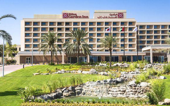 Ras Al Khaimah - Hilton Garden Inn Ras Al Khaimah 4*